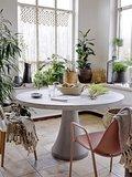 distelroos-Bloomingville-82046023-Plaid-Naturel-groen