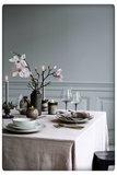 Broste Copenhagen - Dinner plate 'Nordic Sand' Stoneware sand_