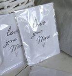 (Op) de Maalzolder - Dufttasche Love you more