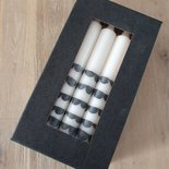 Rustik Lys - By Kimmi - Kerze Wolken 10 Stück B-keus