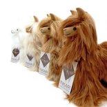 Inkari - Alpaca Stofftier Suri Gold S