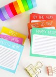 Studio Stationery - Mini note: by the way