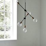 House Doctor - Lamp Molecular B