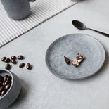 House Doctor - Grey Stone Dessert plate