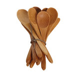 House Doctor - Bamboo Spoon Small, set of 12