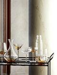 Broste Copenhagen - Amber - Karaffe mit Deckel Medium