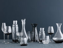 Broste Copenhagen - Bubble - Wasserglas Transparant