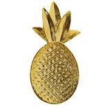 Bloomingville - Schale Ananas Gold