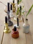 Bloomingville - Kerzenhalter rund Natur