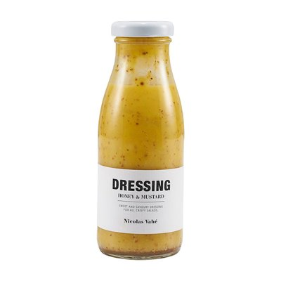 Nicolas Vahé - Dressing with honey & mustard