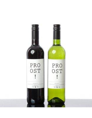 Flessenwerk - Wein Proost!