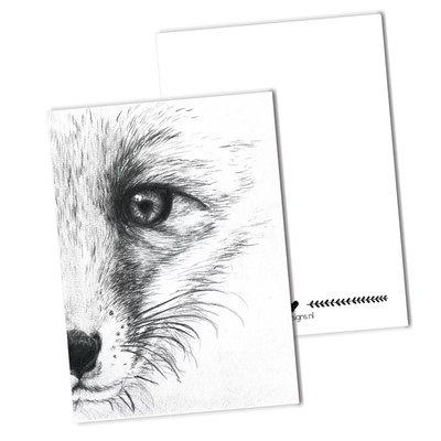 BDdesigns - Karte der Fuchs