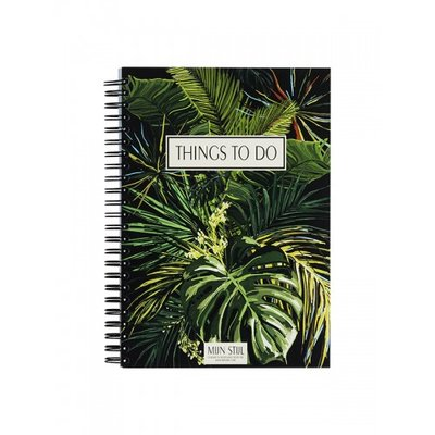Mijn Stijl - Bucj Things to do dark botanical