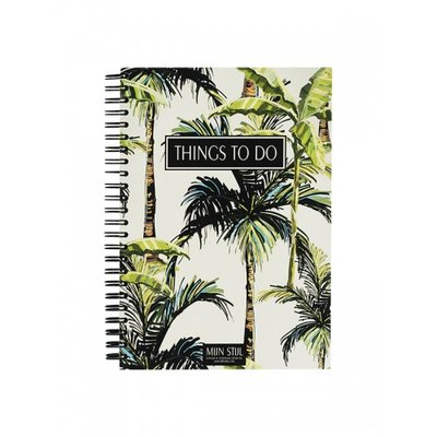 Mijn Stijl - Buch Things to do licht botanical