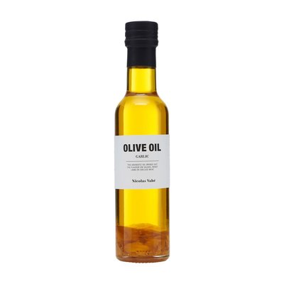 Nicolas Vahé - Olive oil with garlic