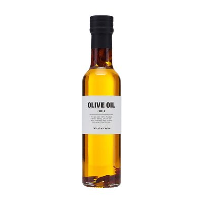 Nicolas Vahé - Olive oil with chili
