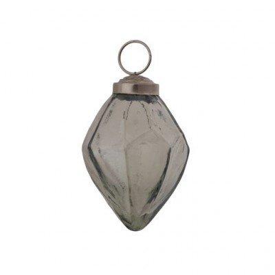 PTMD - Christbaumkugel Diamant grün
