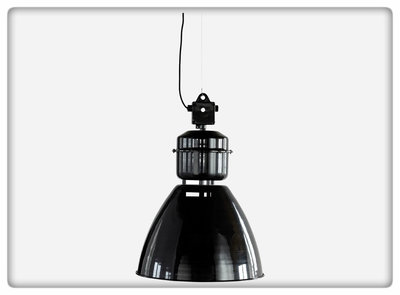 House Doctor - Lamp Volumen black