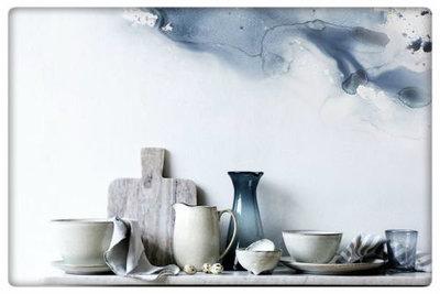 Broste Copenhagen - Bowl 'Nordic Sand' Stoneware B