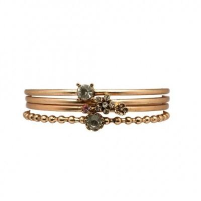 Lisbeth Dahl Copenhagen - Armbanden goudkleur
