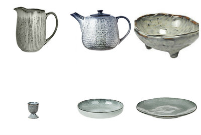 Broste Copenhagen - 'Nordic Sea' Pakket Lazy Sunday servies