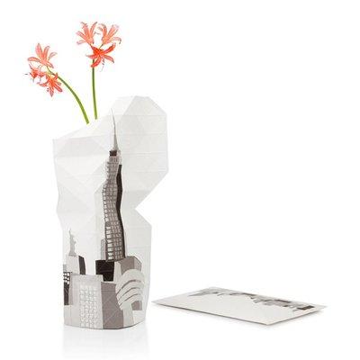 Pepe Heykoop - Paper Vase Cover Large - City Edition - New York