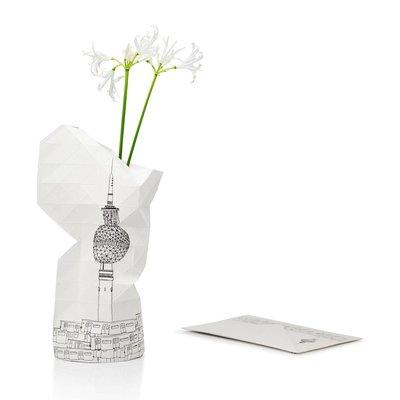 Pepe Heykoop - Paper Vase Cover Large - City Edition - Berlin