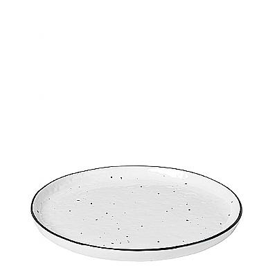 Broste Copenhagen - Salt - Dessertteller mit Punkten