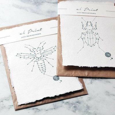 Animaal Amsterdam - Wasp print