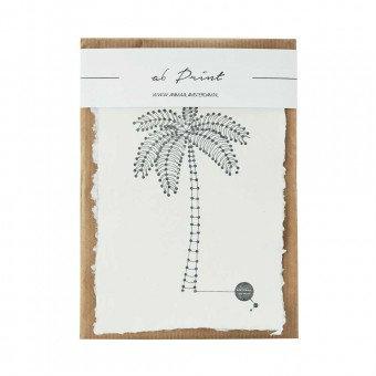 Animaal Amsterdam - Palmtree print
