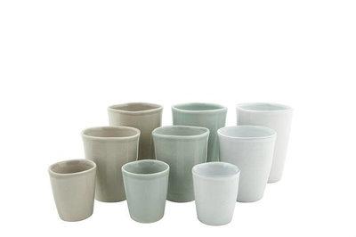 MrsBloom - Madrid old green - Tea cup