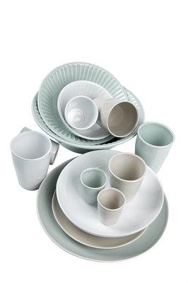 MrsBloom - Madrid old green - Breakfast plate