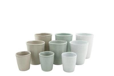 MrsBloom - Madrid old grey - Espresso cup