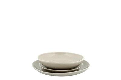 MrsBloom - Madrid old grey - Breakfast plate