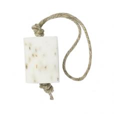 Mijn Stijl - Zeep Hanger Blok naturel met lavendelbloesem parfum lavendel