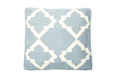 MrsBloom - Cushion Palma old blue