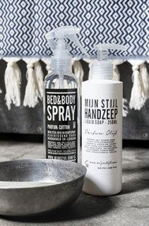 Mijn Stijl - Bed & Bodyspray Cotton