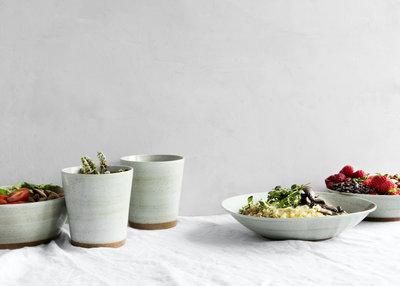 Broste Copenhagen - Grod Deep plate