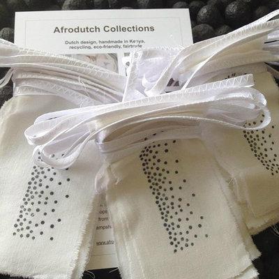 AfroDutchPaperStone - Banner Dots