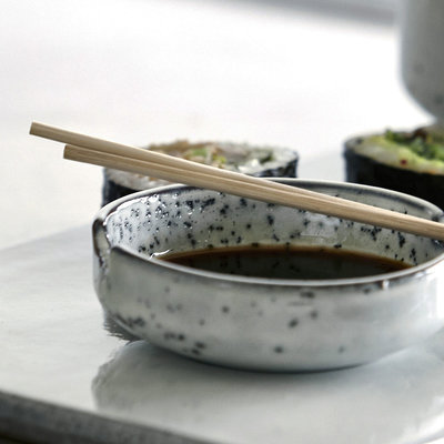 House Doctor - Rustic Sushi Schale