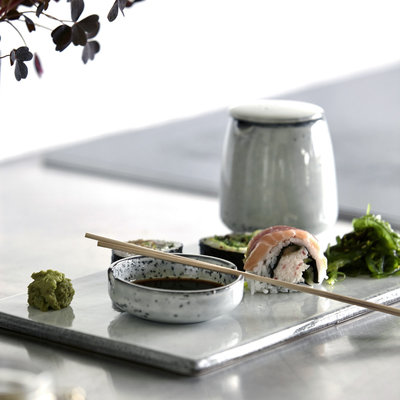 House Doctor - Rustic Sushi set