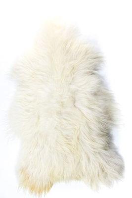 Natural Luxery - IJslands Schapenvacht wit