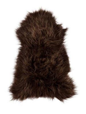 Natural Luxery - IJslands Schapenvacht bruin