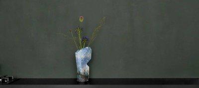 Pepe Heykoop - Paper Vase Cover Large - Battle of Gibraltar