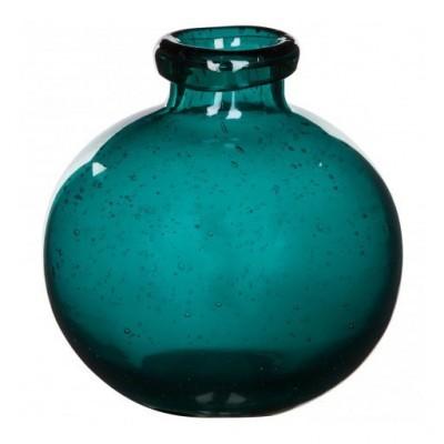 PTMD - Glass Gabi Blue bottle ball
