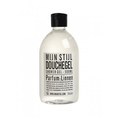 Mijn Stijl - Douchegel parfum Linnen wit