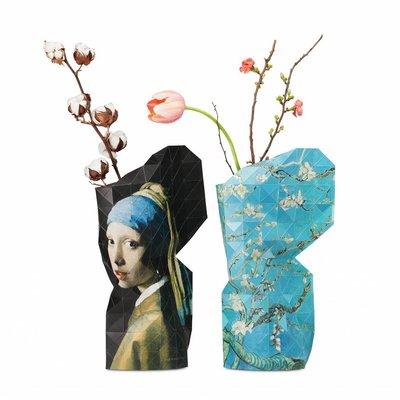 Pepe Heykoop - Paper Vase Cover Large - Almond Blossom