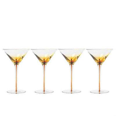 Broste Copenhagen - Amber - Martini Glas