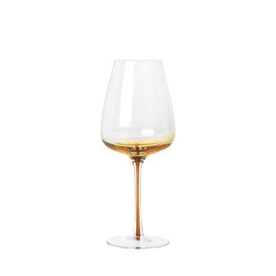 Broste Copenhagen - Amber - Weißweinglas