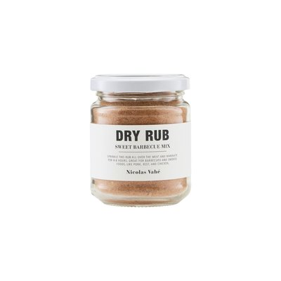 Nicolas Vahé - Dry rub Sweet barbecue mix